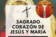 Así se Celebraron las Fiestas de Jesucristo Sumo y Eterno Sacerdote, el Corazón de Jesús y el Corazón de María