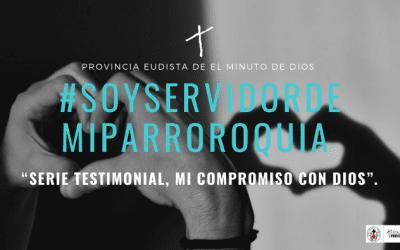 #SOY SERVIDOR DE MI PARROQUIA