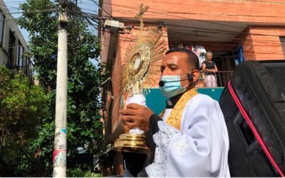 Un Eudista en Misión
