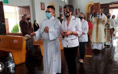 Un Eudista en Misión: Candidato Brayan David Rodríguez