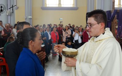 Un Eudista en misión: Padre Anyelis Cuesta, CJM