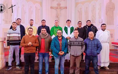 """TEFEI 2021 inició con retiro espiritual """"Volver al principio"""""""