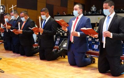 La Provincia Minuto de Dios celebra la incorporación de seis nuevos eudistas